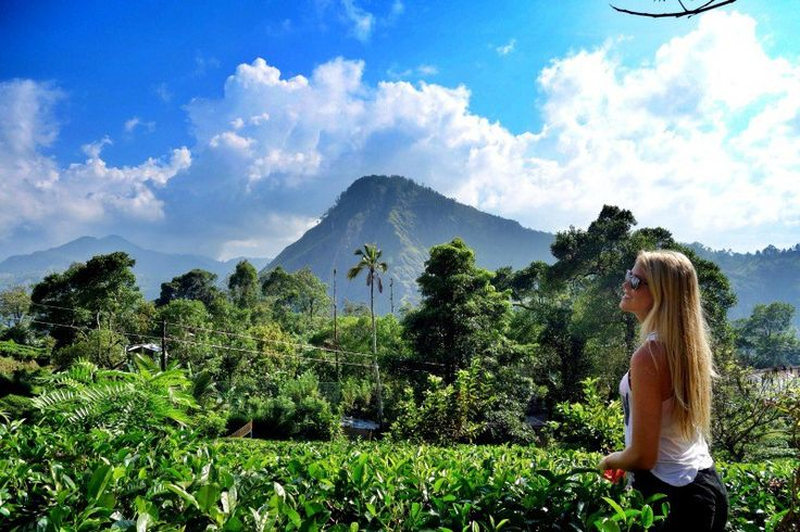 #VisitSriLanka Sri Lanka: A Little Paradise Named Ella. Ella, is a quiet little mountain village. Ideal for visiting tea plantations, hiking to Ella rock and Adams Peak.