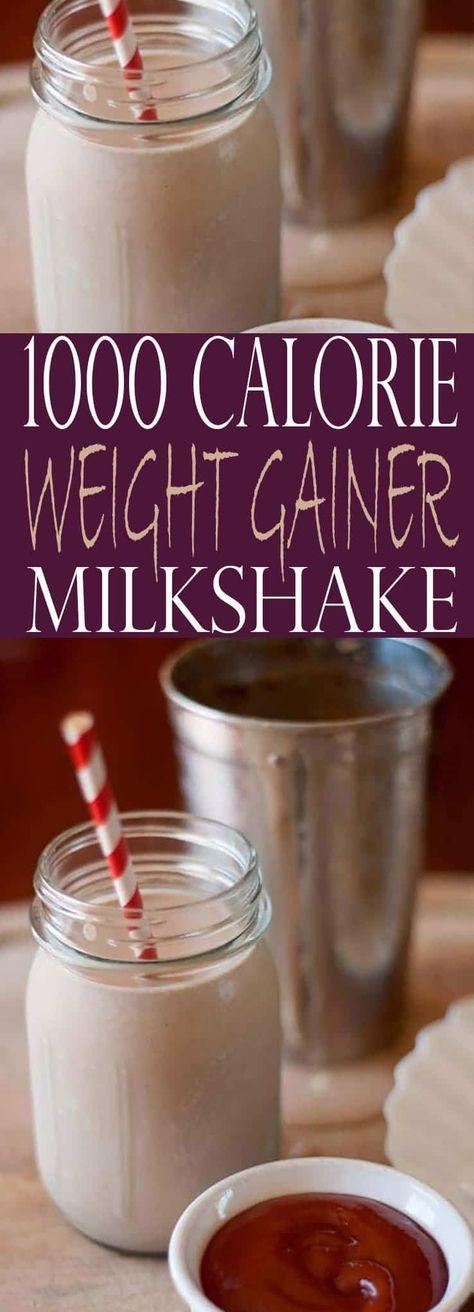 Mom's Famous 1000 Calorie Chocolate Peanut Butter Milkshake