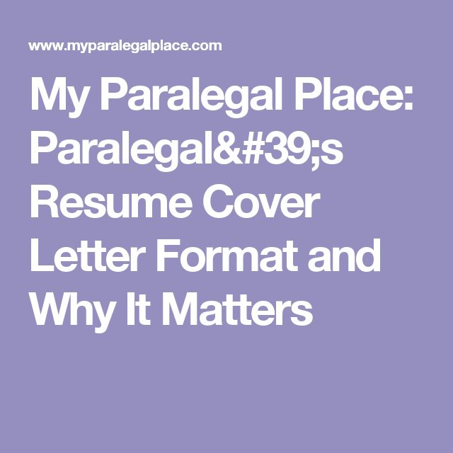 all purpose cover letters