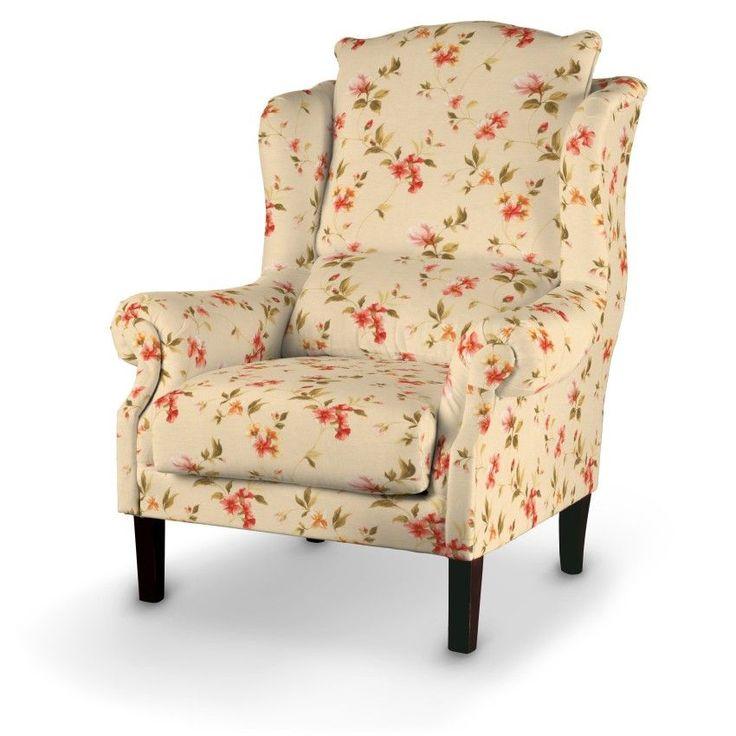 Fotel 85x107cm w kolekcji Londres, tkanina: 124-05