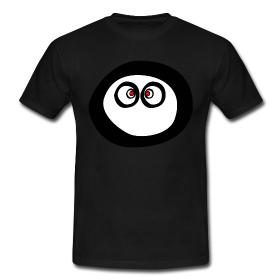 Eyes O Geek T Shirt by Paul Stickland  #strangestore #spreadshirt