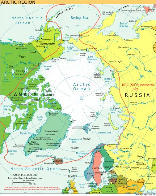 Σε επιφυλακή ο Ρωσικός Βόρειος Στόλος. Εύθραστη η γεωπολιτική ισορροπία. ~ Geopolitics & Daily News