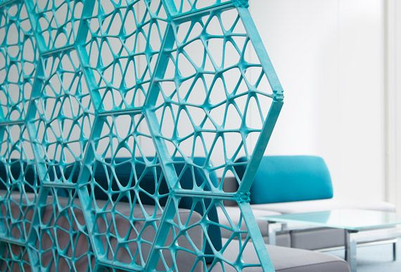 hex space dividers