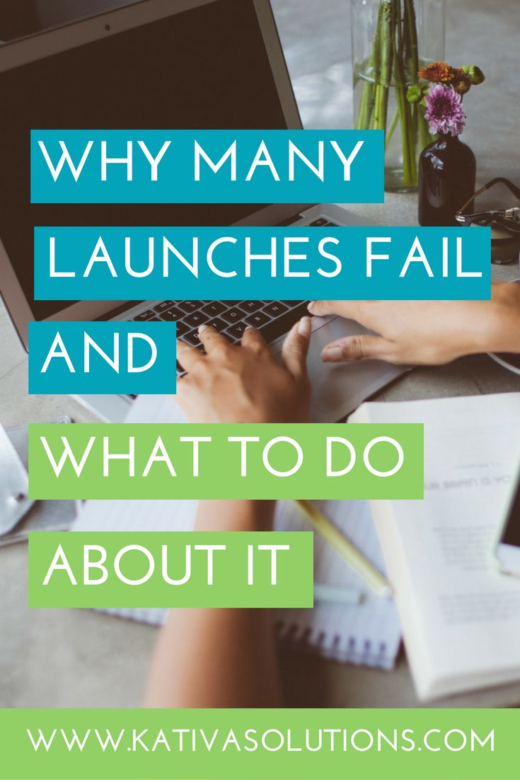 Why many product launches fail, and how your next launch can succeed.