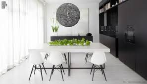 Image result for modern white dining table