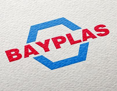 """Check out new work on my @Behance portfolio: """"Bayplas Corporate identity set"""" http://on.be.net/1IAqGdQ"""