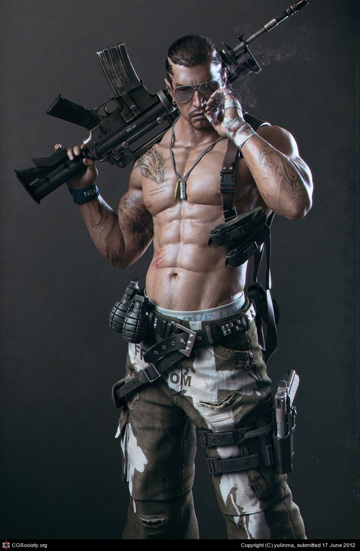 Urban Gunman.