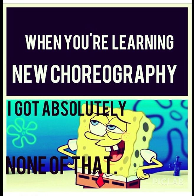 Hahaha! This is definitely Peyton when practicing with Mandy Erickson!  :)