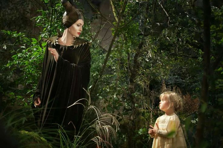 Princess Aurora: All the other fairies fly, why don't you? Maleficent: I had wings once, and they were strong. But they were stolen from me