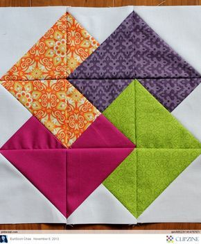Card tricks - Quilting Patterns I would love to start quilting #colorfulquilt