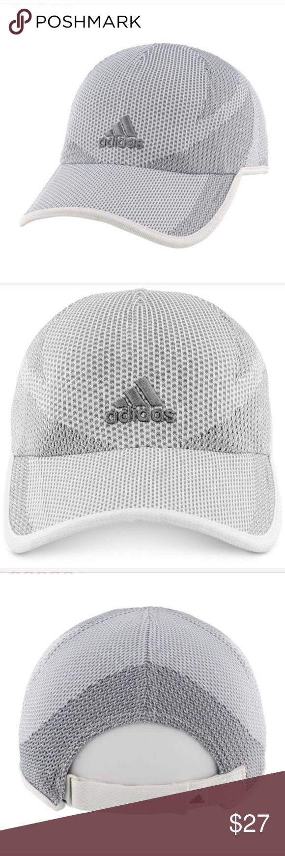 adidas Women's Clima Cool Cap A stylish look from the trails to the court. This adidas cap is in contoured knit patterns that boost breathability. C…