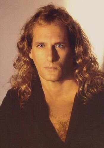"Michael Bolton a/k/a Jonah Morgan, hero of ""Tempting Jonah"""