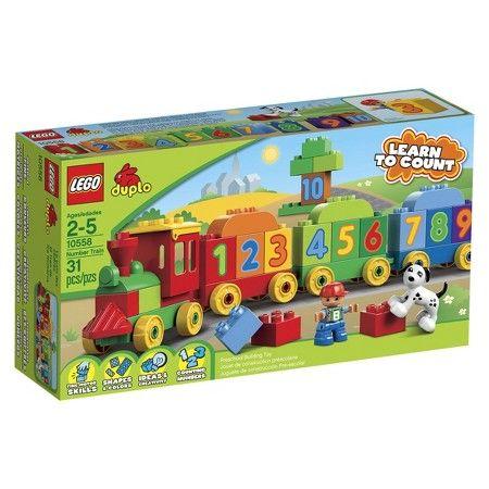 LEGO® DUPLO® Number Train 10558 : Target
