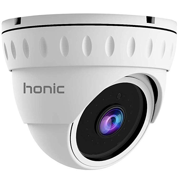 2mp Wide Angle Ahd Tvi Cvi 960h Indoor Outdoor Dome Cctv Camera Honic 1080p Day Night Vision Security Ir Analog Camera Waterproof Full Hd Eyeball Cam For Ho Home Security Systems