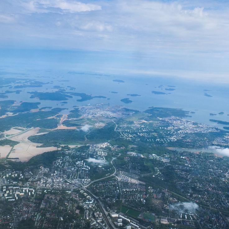 Vuosaari Harbour, Helsinki FromTheAir - propluto.kuvat.fi by Heikki Rantala