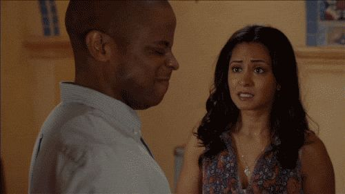 New party member! Tags: gifs usa network psych gus dule hill wednesdays psych usa psych season 7