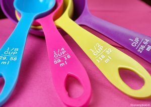 Cups en spoons: Amerikaanse maten - LoveMyFood