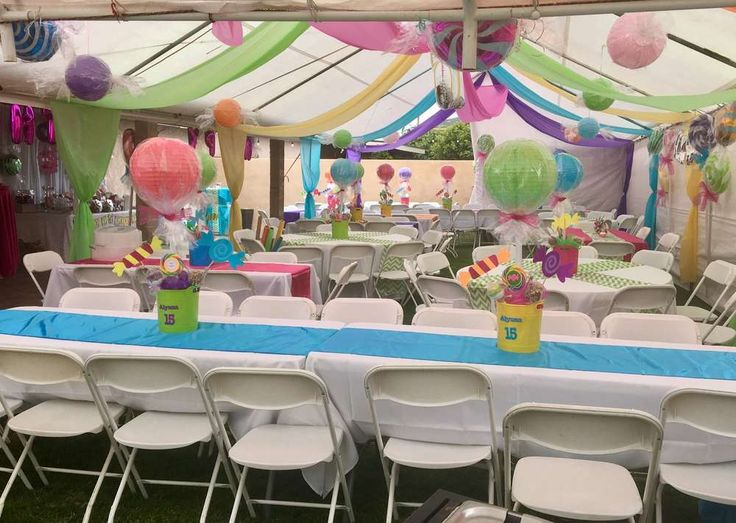 Sweet Fifteen | CatchMyParty.com