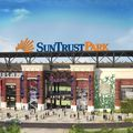 The Atlanta Braves announced a naming agreement that will dub their new stadium SunTrust Park for at least 25 years.