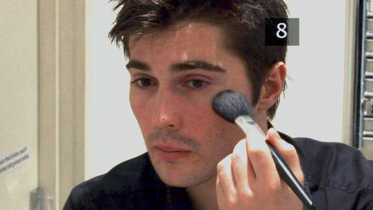 mukeup for men | Pink Fox Patrol: Clubbing Observation #2: Men Now Wear Make-up!
