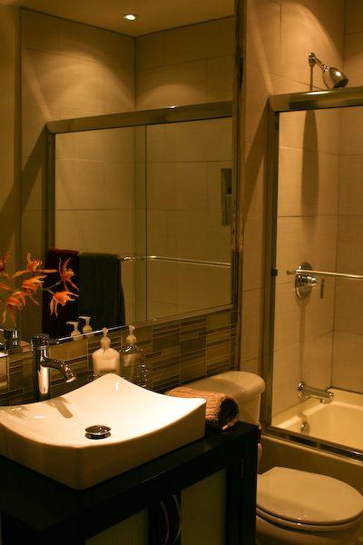 Joeys Small Bathroom Remodel : Bathroom : Rate My Remodel : HGTV Remodels