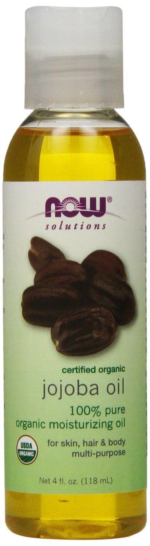 Organic Jojoba Oil By NOW Foods #SkinCare
