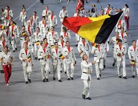 DH.be - Les porte-drapeaux belges des éditions d'été des jeux Olympiques