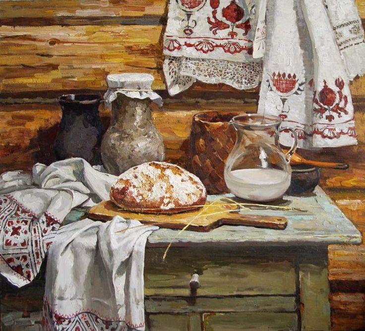 Дацук Кирилл. Молоко и хлеб. 2012