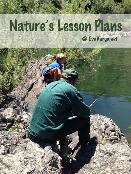 Nature's Lesson Plans - Eva Varga