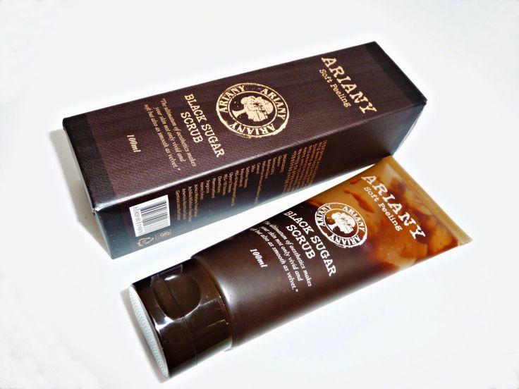 Envuelta en crema: Exfoliante de azúcar moreno y miel de Ariany  (Sof...