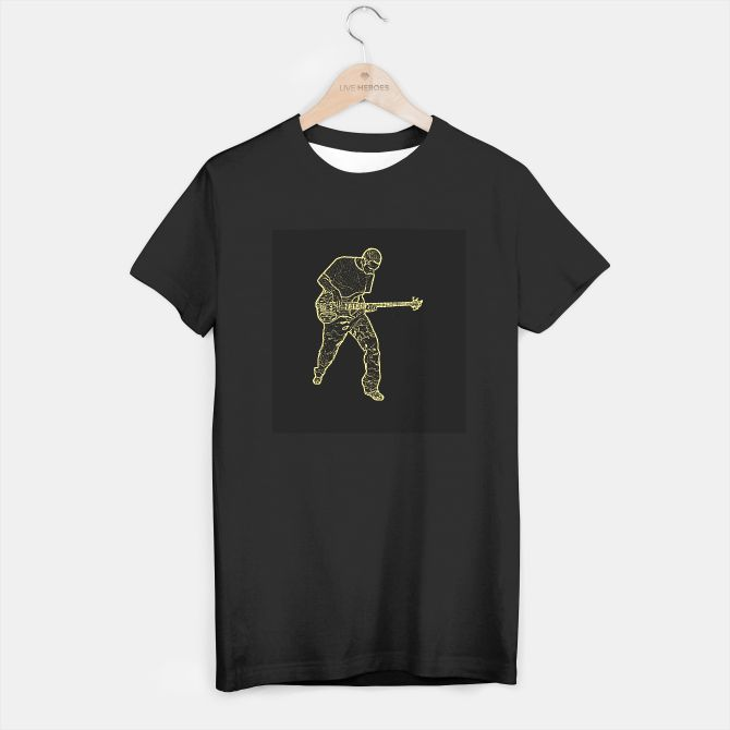 bASSPLAYER b T-shirt regular