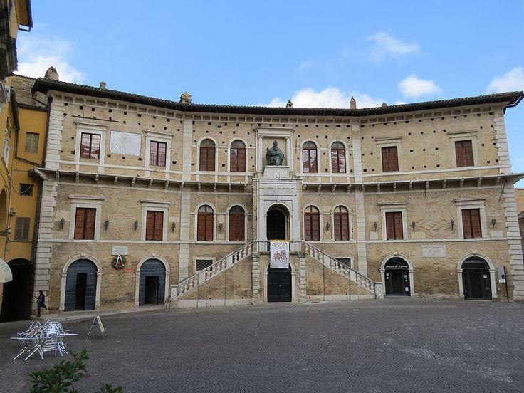 Fermo, Marche, Italy - Palazzo Comunale by Gianni Del Bufalo