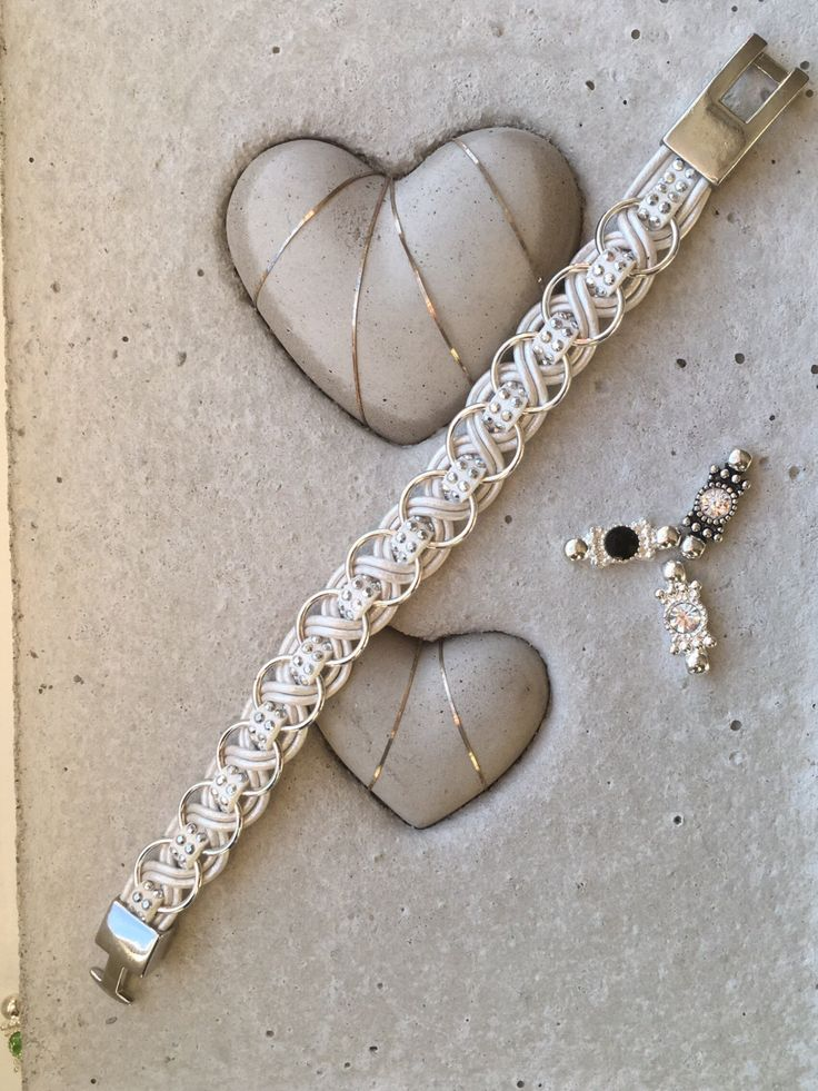 Biker Bracelet / Highest Quality / Rocker Jewelry / Punk / Rock / Festival Bracelet / Hippie Bracelets / Rockabilly Jewelrys / Gift / Gothic by Cederdesign on Etsy