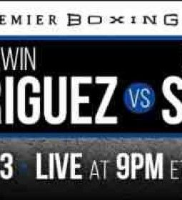 EDWIN RODRIGUEZ BATTLES UNDEFEATED MICHAEL SEALS LIVE ON NOV. 13 EDITION OF PREMIER BOXING CHAMPIONS ON SPIKE