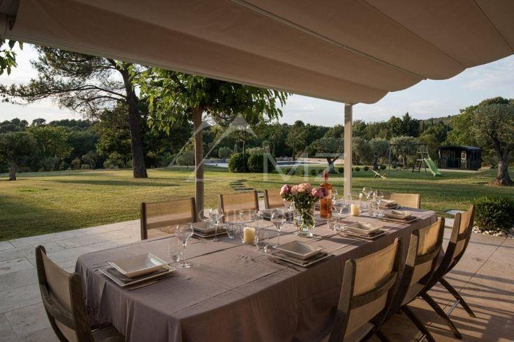 Aix-en-Provence, Provence-Alpes-Côte d'Azur, 307 m2, satılık Prestijli çiftlik evi - 40733841 | LuxuryEstate.com