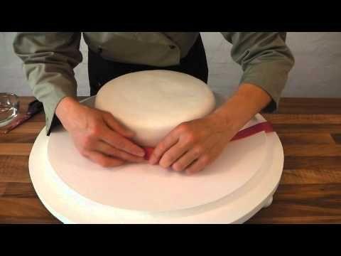 Studenterhue med brombærmousse - YouTube