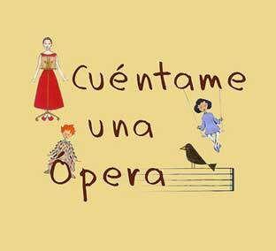 En www.cuentameunaopera.com, podemos encontrar versiones de óperas para niños. Podemos leer el cuento al mismo tiempo que escuchamos la ópera.