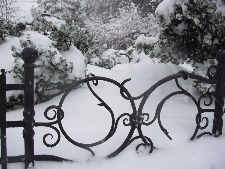 gorgeous gate -- [REPINNED by All Creatures Gift Shop]