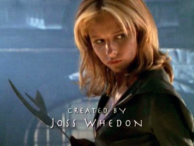 """""""When we pitched Buffy the Vampire Slayer, it was an odd idea for people. And not just the silly name. But the idea that we were gonna build an action horror show around a young woman. Without giving her, you know, the fella to come rescue her every five minutes. The one thing I had hoped to take part in was a shift in popular culture in the sense of people accepting the idea of the female hero. Not just a heroine, but a hero."""""""