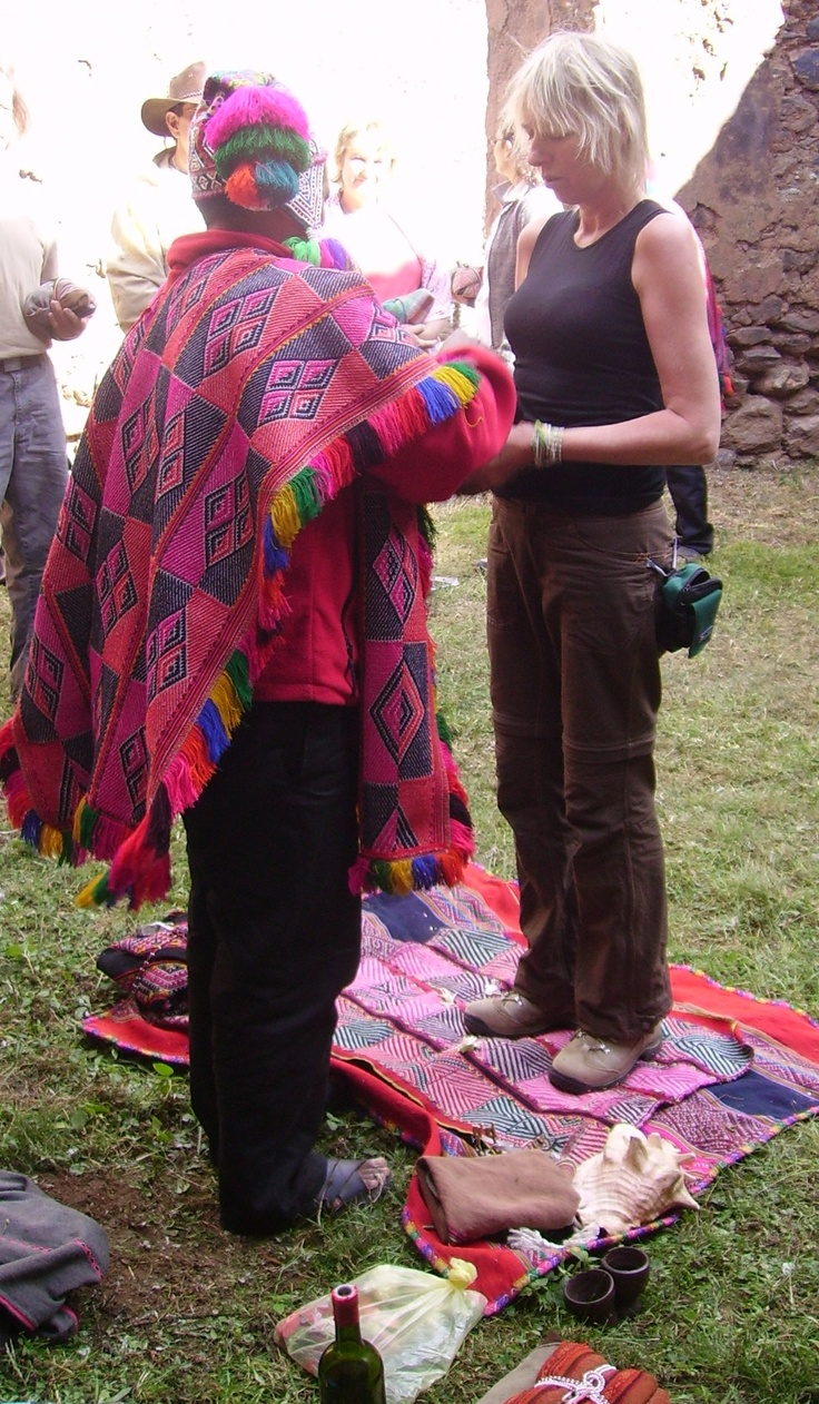 Ceremony - Peru http://www.facebook.com/pages/Adelaide-Australia/Inner-Essence-Holistic-Therapy/189416464288