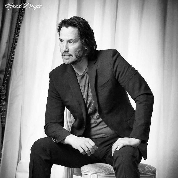 https://flic.kr/p/QKfebH | Portrait1 | Thank you fredug Photoshooting with Keanu Reeves 02/2017 in Paris, France
