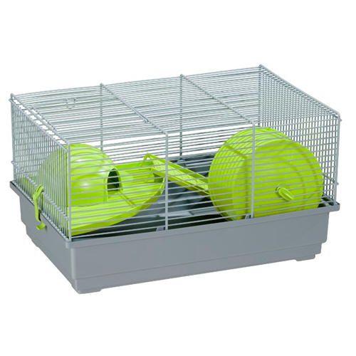 Petite cage avec escalier pour #hamster russe et roborowsky à 14€95  sur www.TiendAnimal.fr