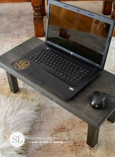 How to build a Laptop Desk | DIY Lap Desk Activity Table