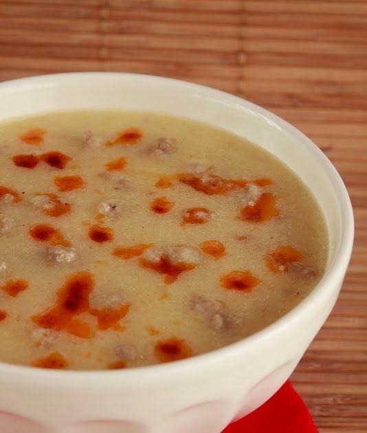 Maggi'nin düzenlediği YOK MU BİR TABAK DAHA yarışması için hazırladığım bu çorba bizim yöresel selanik göçmenlerine ait bir lezzet.. Tarifin...