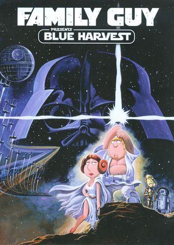 Family Guy Presents Blue Harvest [DVD]