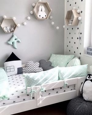 414 best The Nursery images on Pinterest Baby girls Nursery