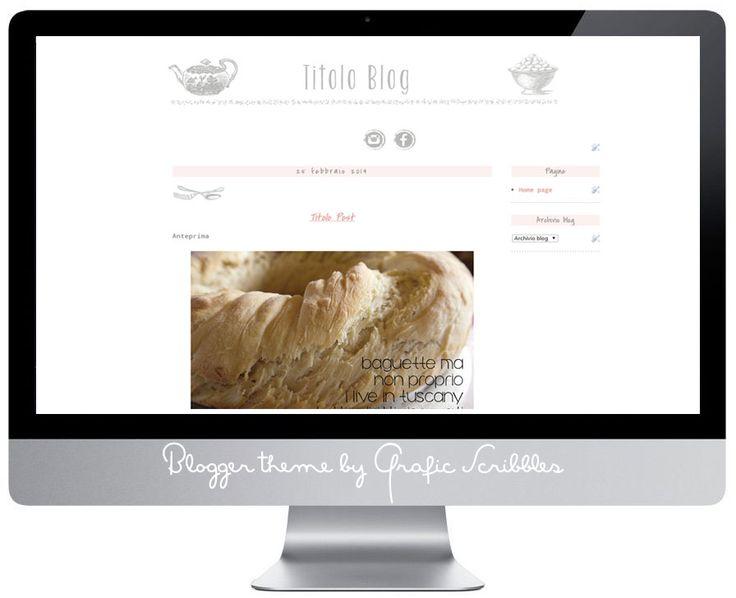 Tema esclusivo per food blogger nr. 11 - 2014 http://sfondiuniciperblogger.blogspot.it/2014/09/tema-esclusivo-per-food-blogger-template-sfondo-background.html #download #theme #template #graphic #food #blog #blogger #sfondo #background