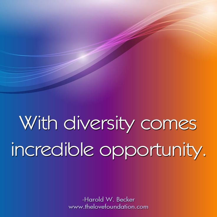 Inspirational Quotes About Cultural Diversity: 25+ Best Ideas About Unity In Diversity On Pinterest