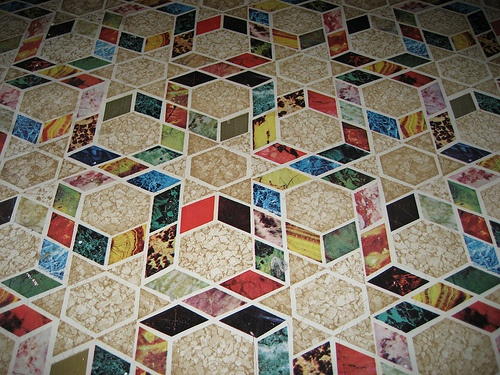 132 best linoleum rugs images on pinterest art studios artist studios and textile art. Black Bedroom Furniture Sets. Home Design Ideas