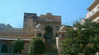 Galtaji Temple - Around Jaipur - Rajasthan
